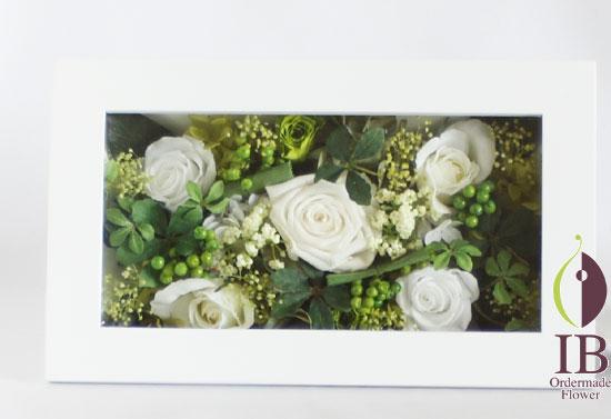 プリザーブドフラワー オフィスに飾るお花