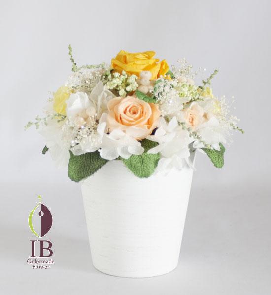 プリザーブドフラワー 仏壇に飾るお花
