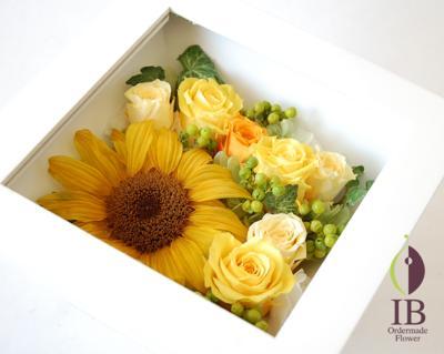 お花のアップ(スワロフスキークリスタルなし)