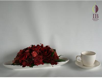 コーヒーカップとの大きさの比較