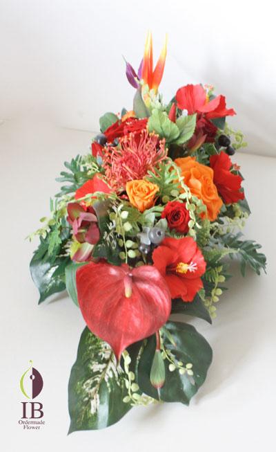 エステサロン 開店お祝いのお花
