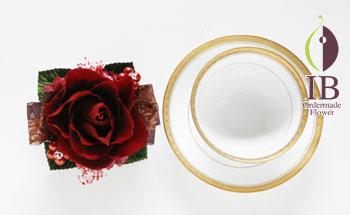 ティーカップとの大きさの比較