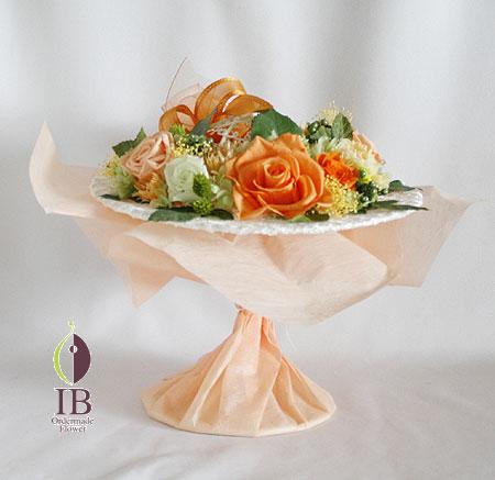 プリザ  花束 装飾