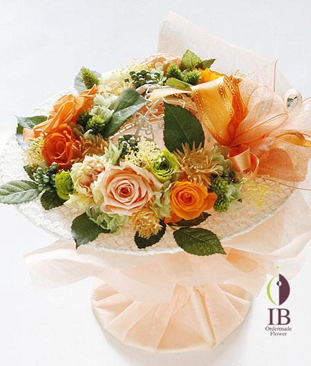 プリザーブドフラワー 花束 お祝い