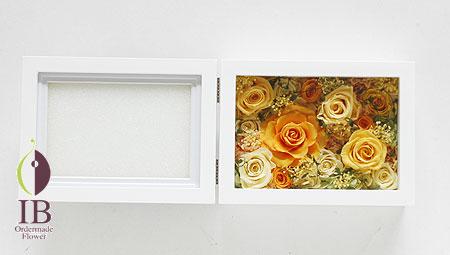 プリザーブドフラワ- プロポーズのお花