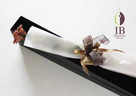 プリザ-ブドフラワー バラ ライトカフェ