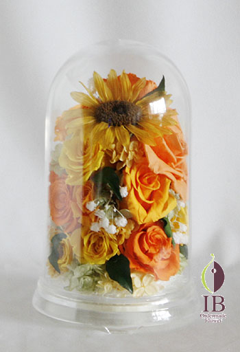 オーダーメイド 結婚式でのサプライズのお花