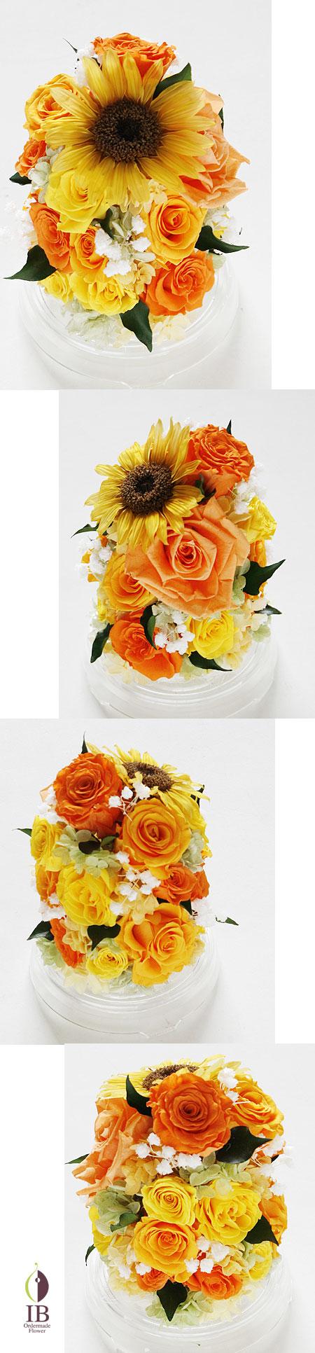オーダーメイド 結婚式のお花