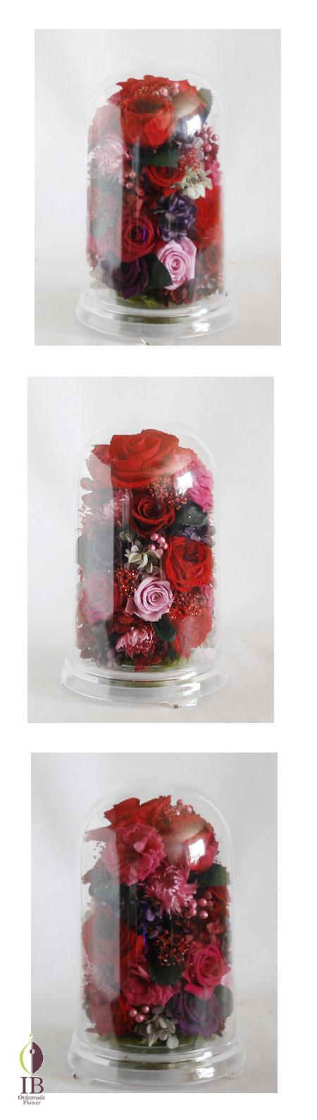 オーダーメイド 還暦のお祝いのお花