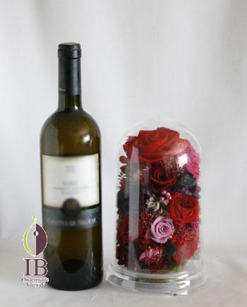 ワインフルボトルとの大きさの比較