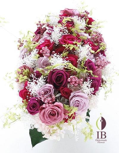 金婚式のお祝い お花