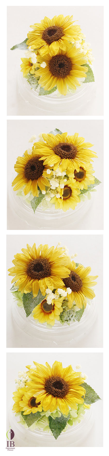 プリザ ドームのお花