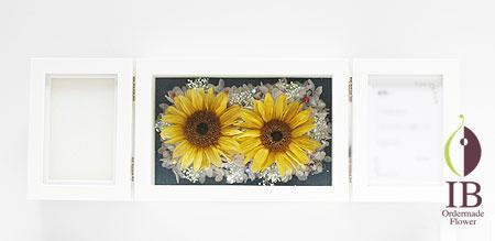 プリザーブドフラワ- 結婚式のお花