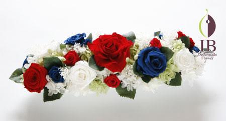 プリザ 応接室のお花