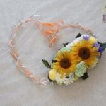 ご結婚式のお花を再現プリザーブド